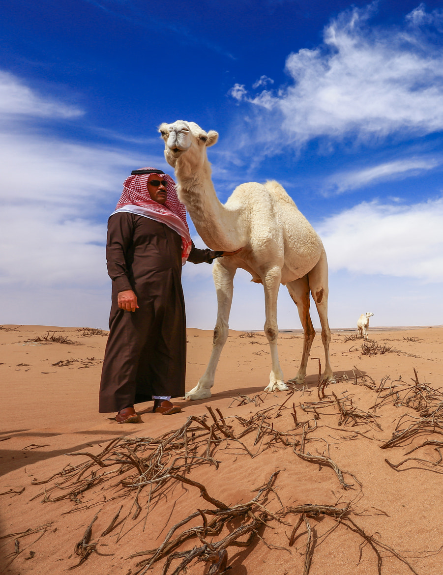 Photograph Camel by  Safran on 500px
