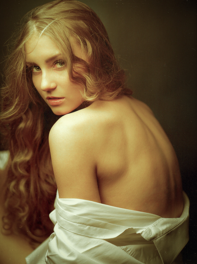 Photograph absolute beauty: Anastasia by Aleksey Romanov on 500px