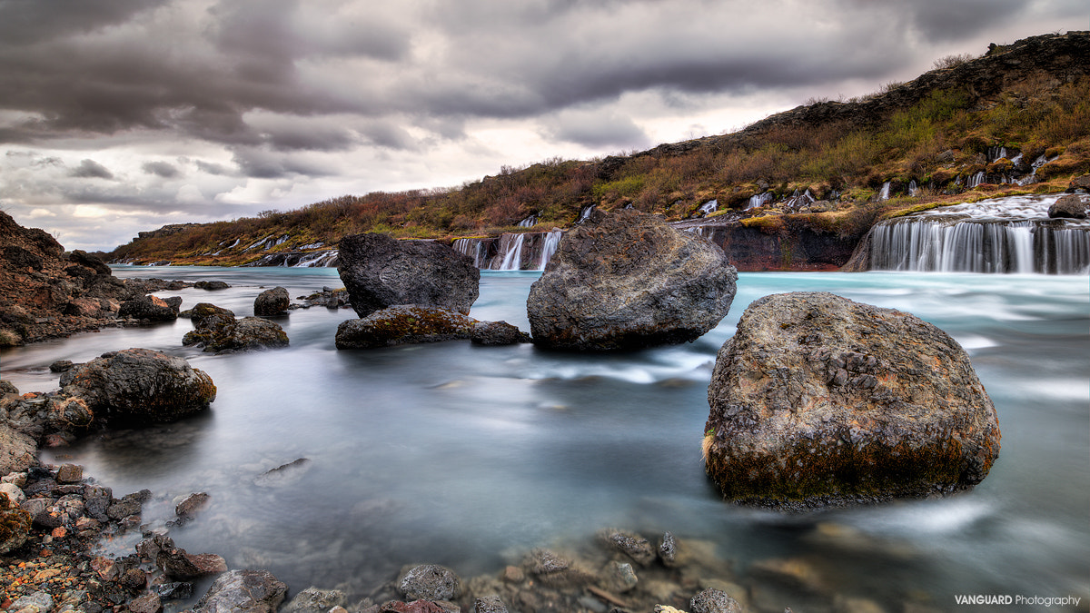Photograph Hraunfossar by David Gross on 500px