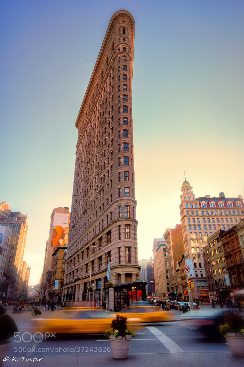 Photograph Flatiron by  Tvitter on 500px