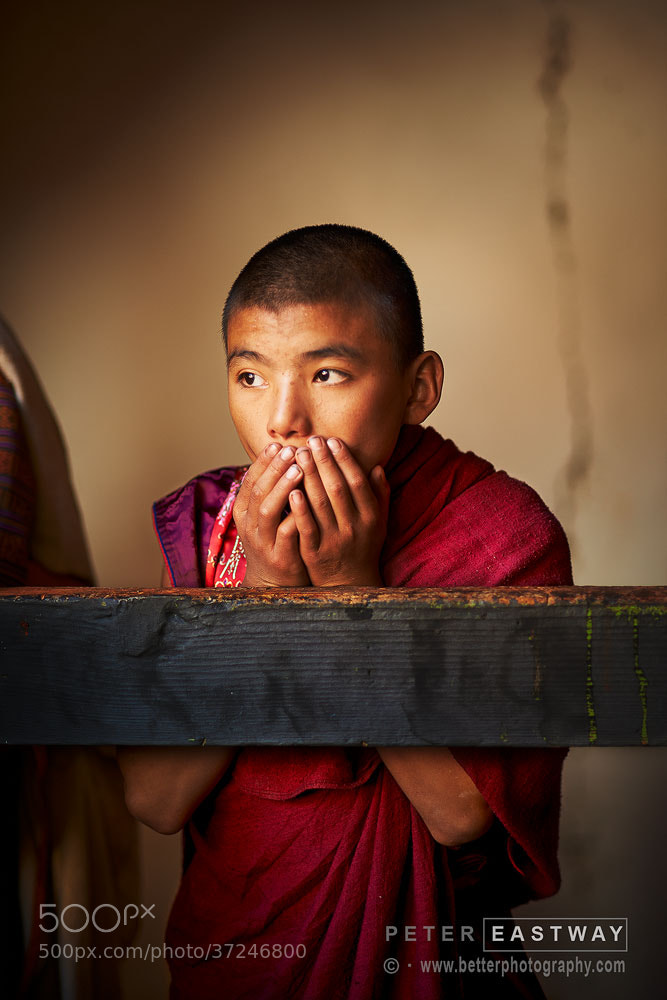 Photograph Jakar Monk 2 by Peter Eastway on 500px