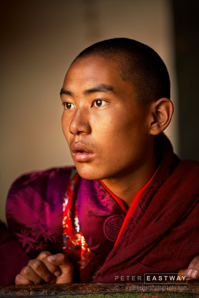 Photograph Jakar Monk 1 by Peter Eastway on 500px