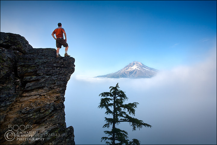 Photograph Edge of the Earth by Zack Schnepf on 500px