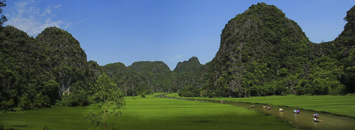 Photograph PANORAMA BICH DONG - VIET NAM. by Tuan Nguyen Anh on 500px