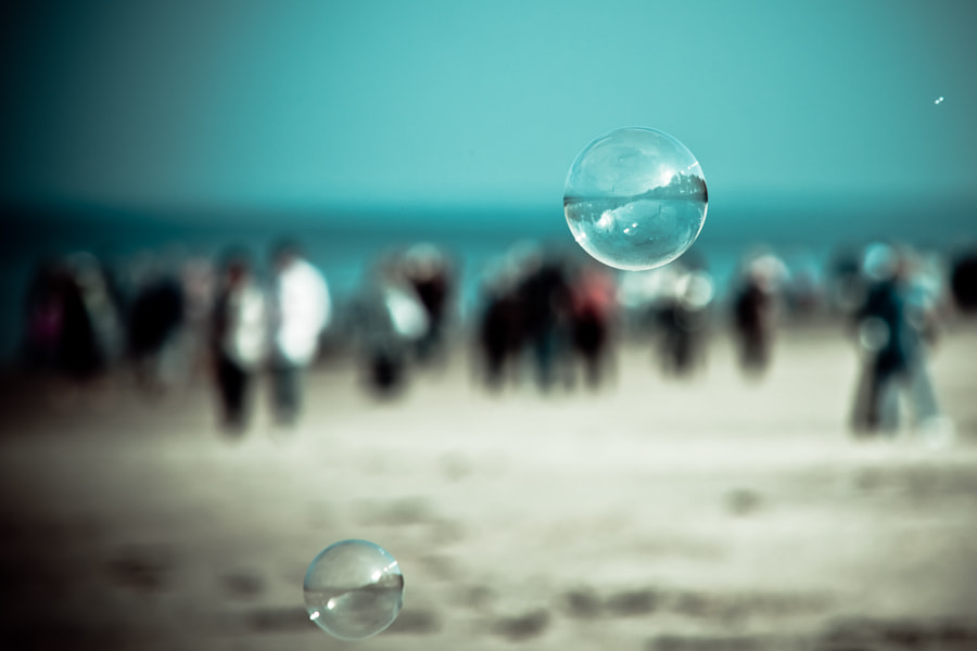 Photograph A World in a Bubble by Justin Kiner on 500px