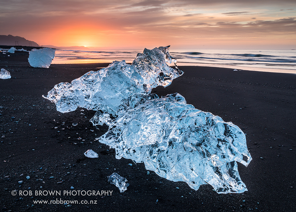 Photograph Glacial Ice, Jokulsarlon by Rob Brown on 500px