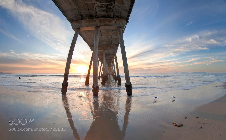 Photograph Hermosa Beach by Mathijs van den Bosch on 500px