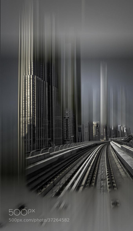Photograph follow the line ! by Sandra Sachsenhauser on 500px