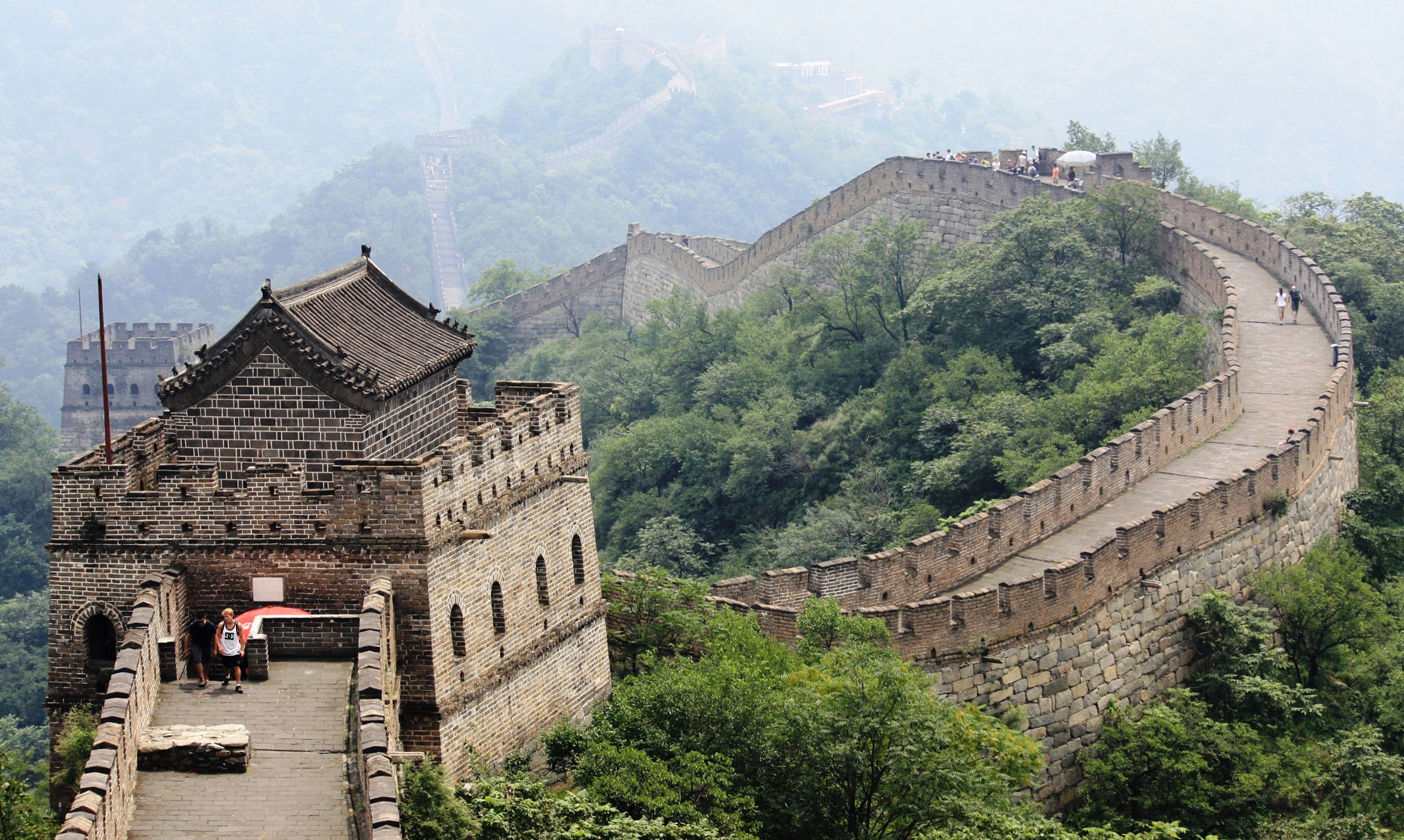 Photograph mutianyu by chasta03 on 500px