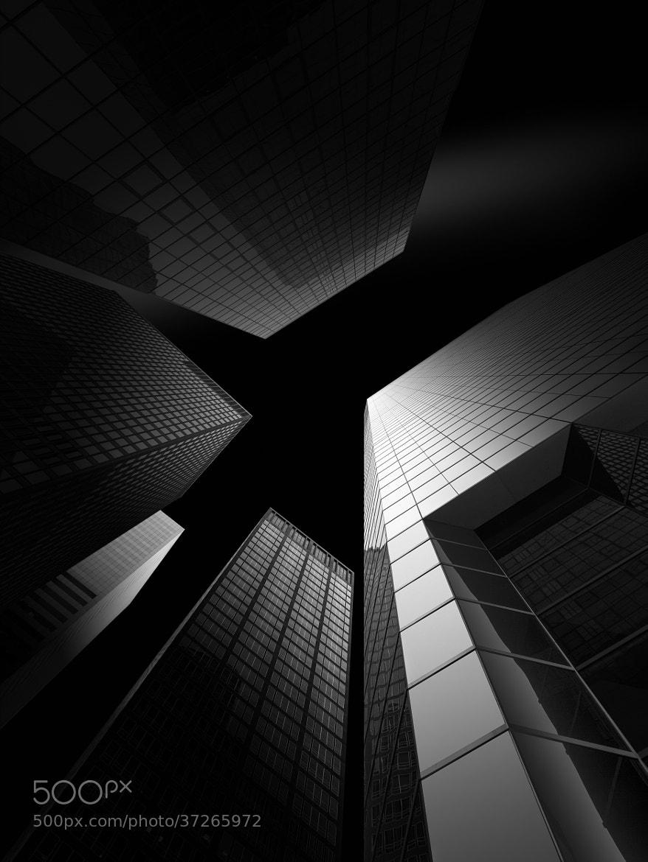 Photograph Fade to Black by Mathijs van den Bosch on 500px