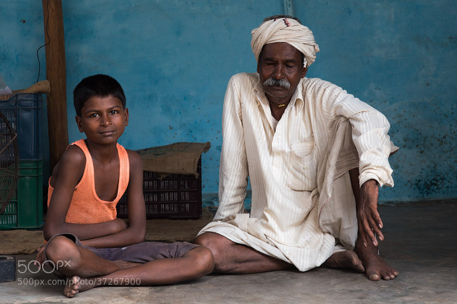 Photograph Two generations by Alexander Dragunov on 500px