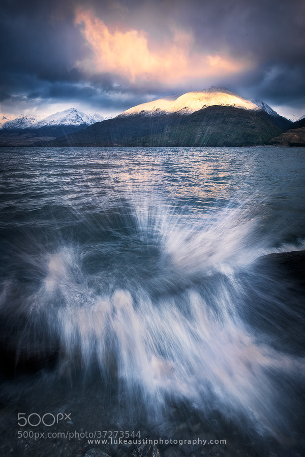 Photograph Lake Wanaka - New Zealand by Luke Austin on 500px