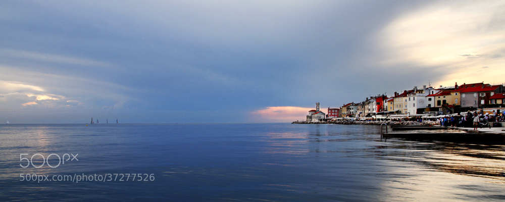 Photograph Piran by Domen  Dolenc on 500px