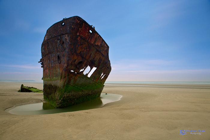 Photograph Shipwreck by Graham Walsh on 500px