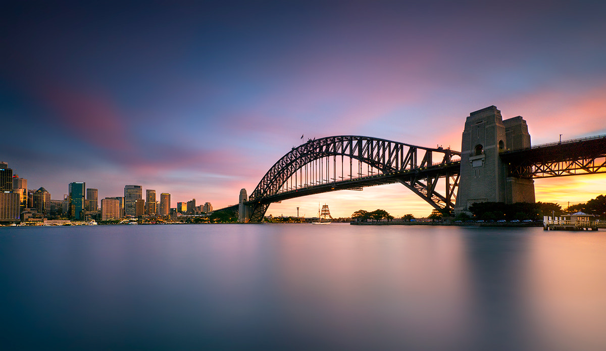Photograph Sydney Habour bridge by Goff Kitsawad on 500px