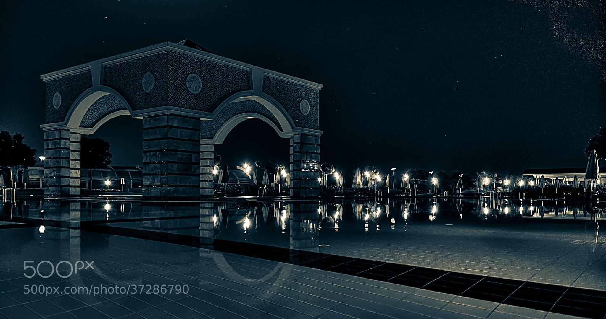 Photograph Azul Stars by Ali KoRdZaDeh on 500px