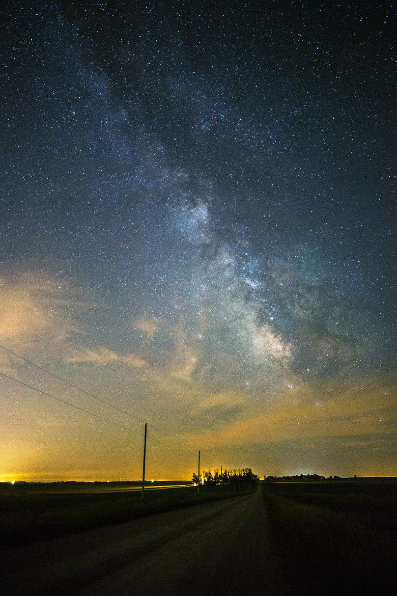 Photograph The Cosmos from the Midwest by Noah Wright on 500px