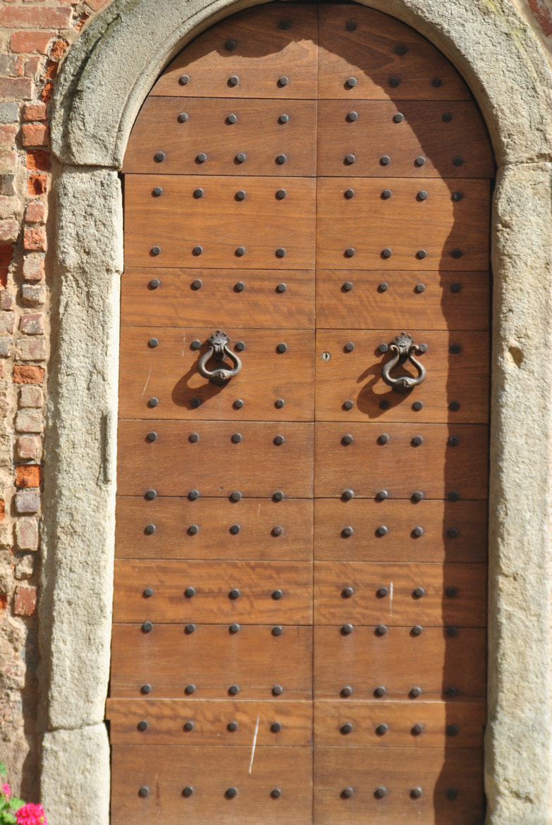 Photograph medieval door by Matteo Gorini on 500px