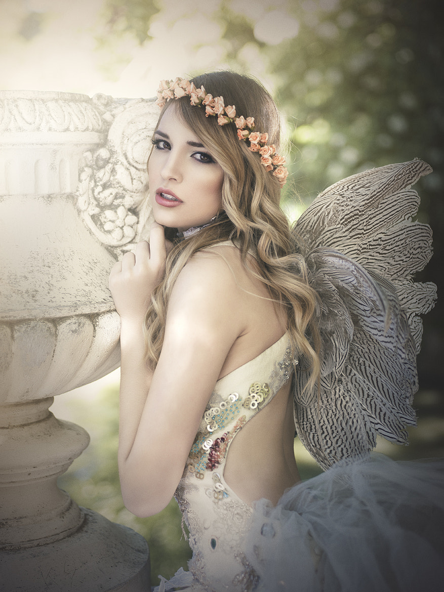 Photograph Angel  by Rebeca  Saray on 500px