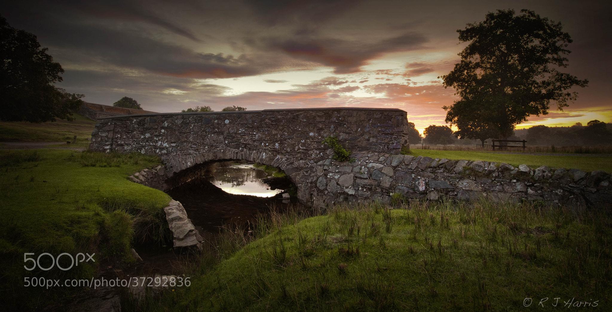 Photograph Bradgate Bridge by Rob Harris on 500px