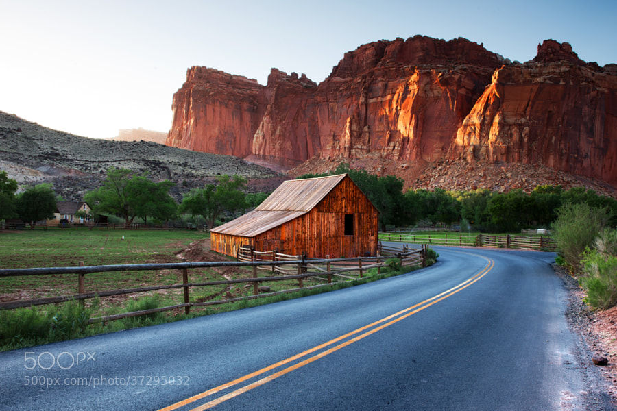 Photograph Capitol Reef National Park by Paul Didsayabutra on 500px