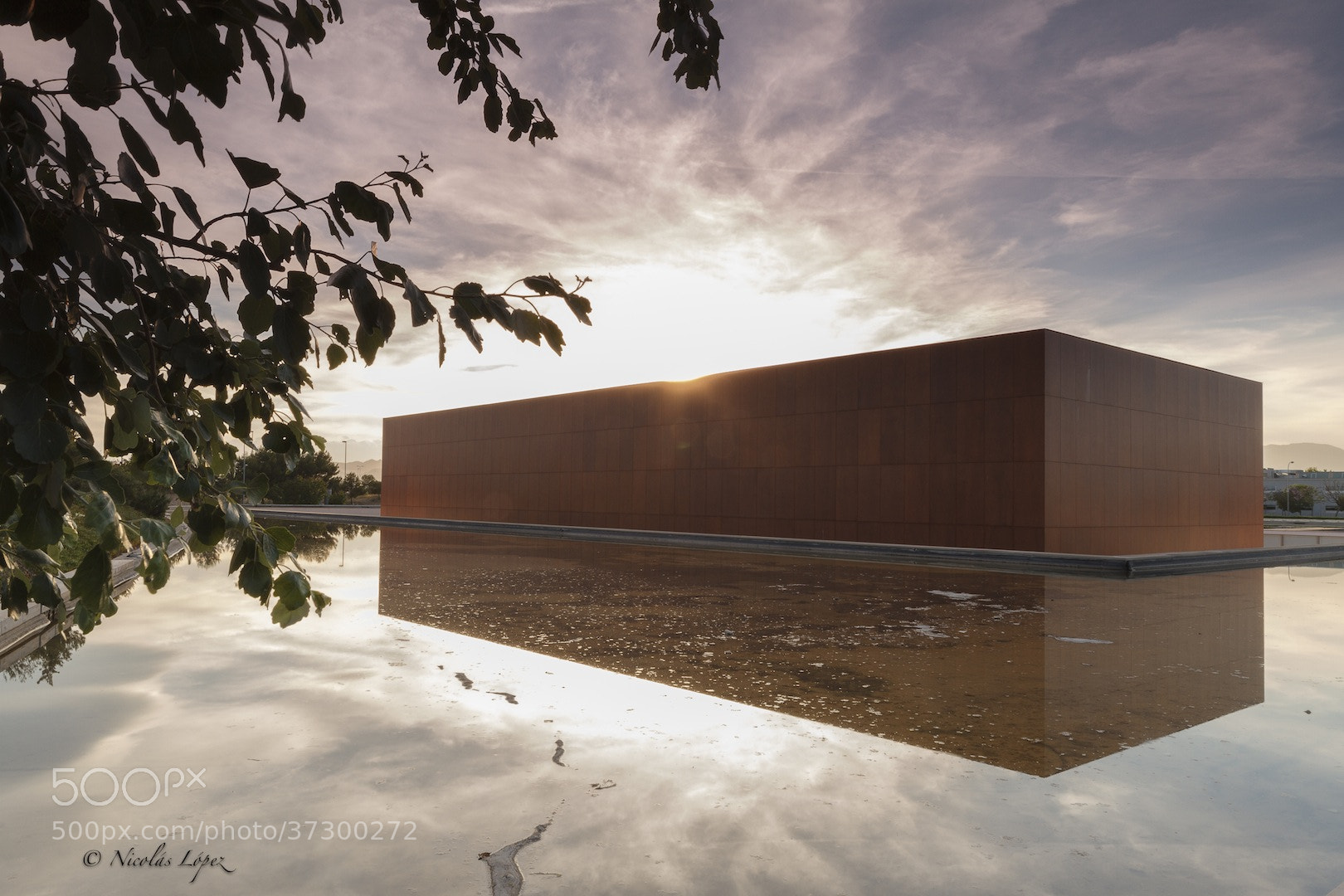 Photograph MUA - Museo de la Universidad de Alicante by Nicolás López on 500px