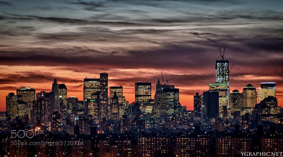 Photograph Sky is the Limit by Yosuke Kobayashi on 500px