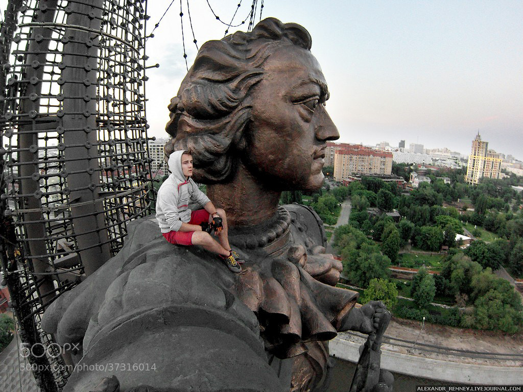 Photograph Monument to Peter1 in Moscow by Alexander Remnev on 500px
