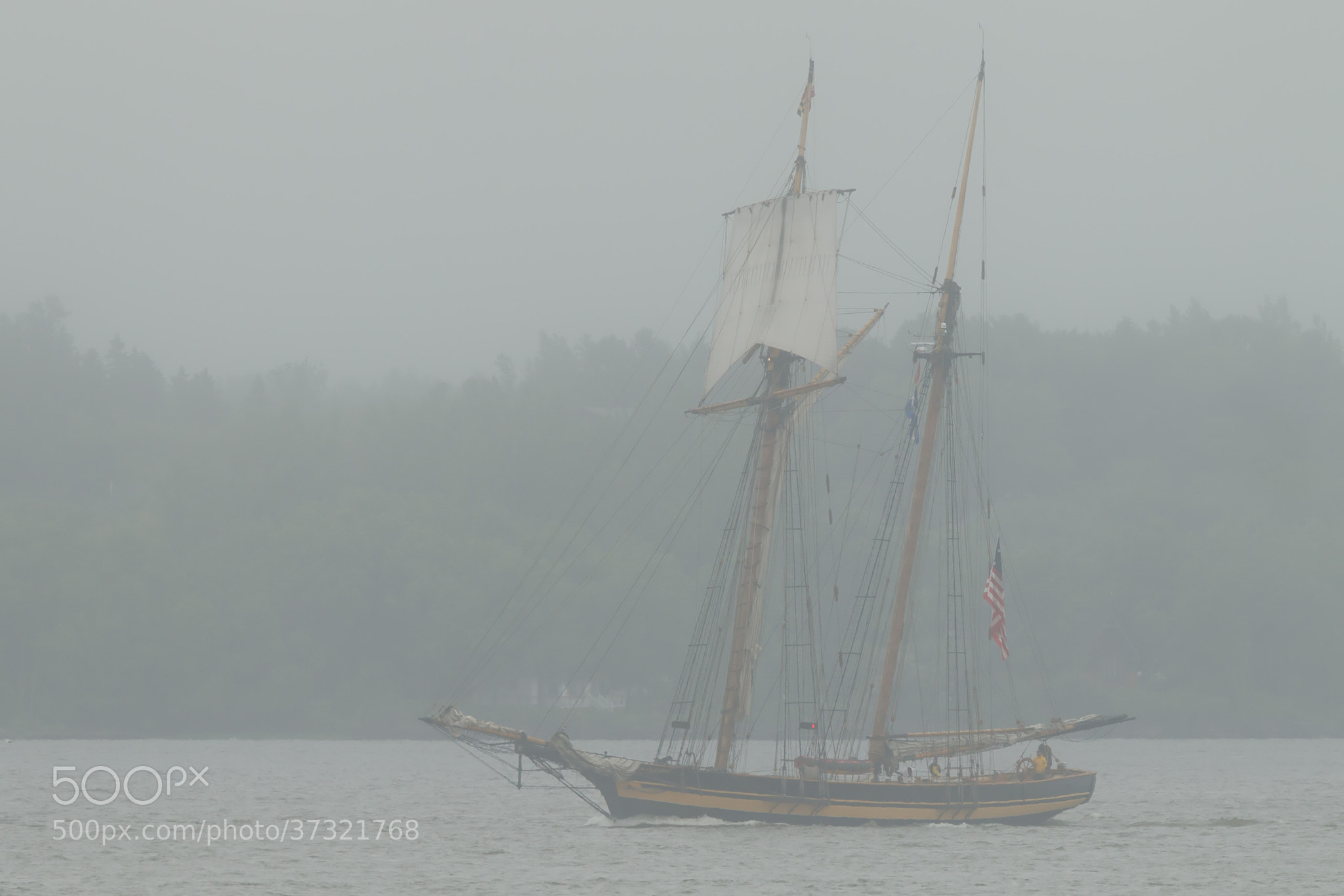 Photograph Pride of Baltimore II by Michel Gauvin on 500px