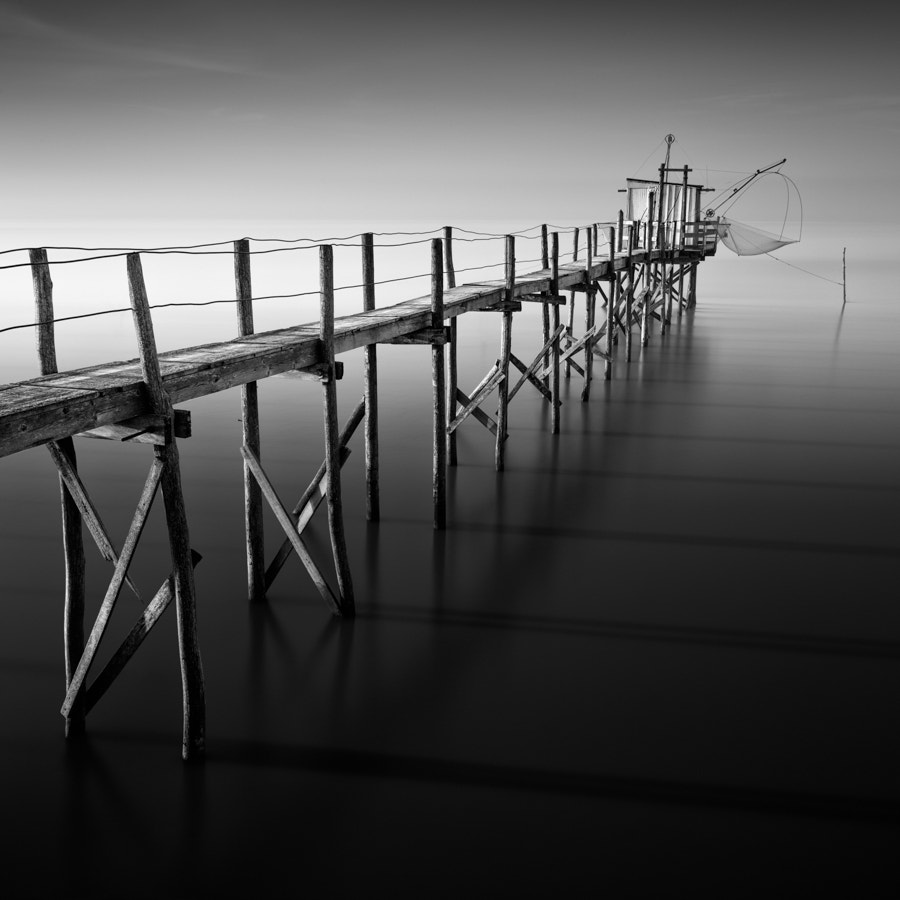 Photograph Stilt Fishing by Billy Currie on 500px