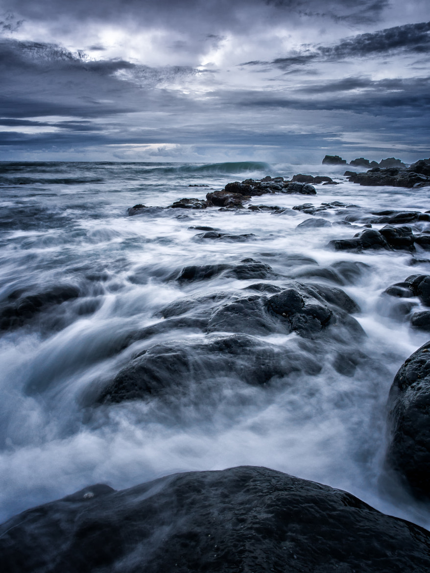 Photograph Dark Sea by PaulEmmingsPhotography  on 500px