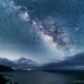 Pacific Milky Way by Michael Shainblum on 500px.com