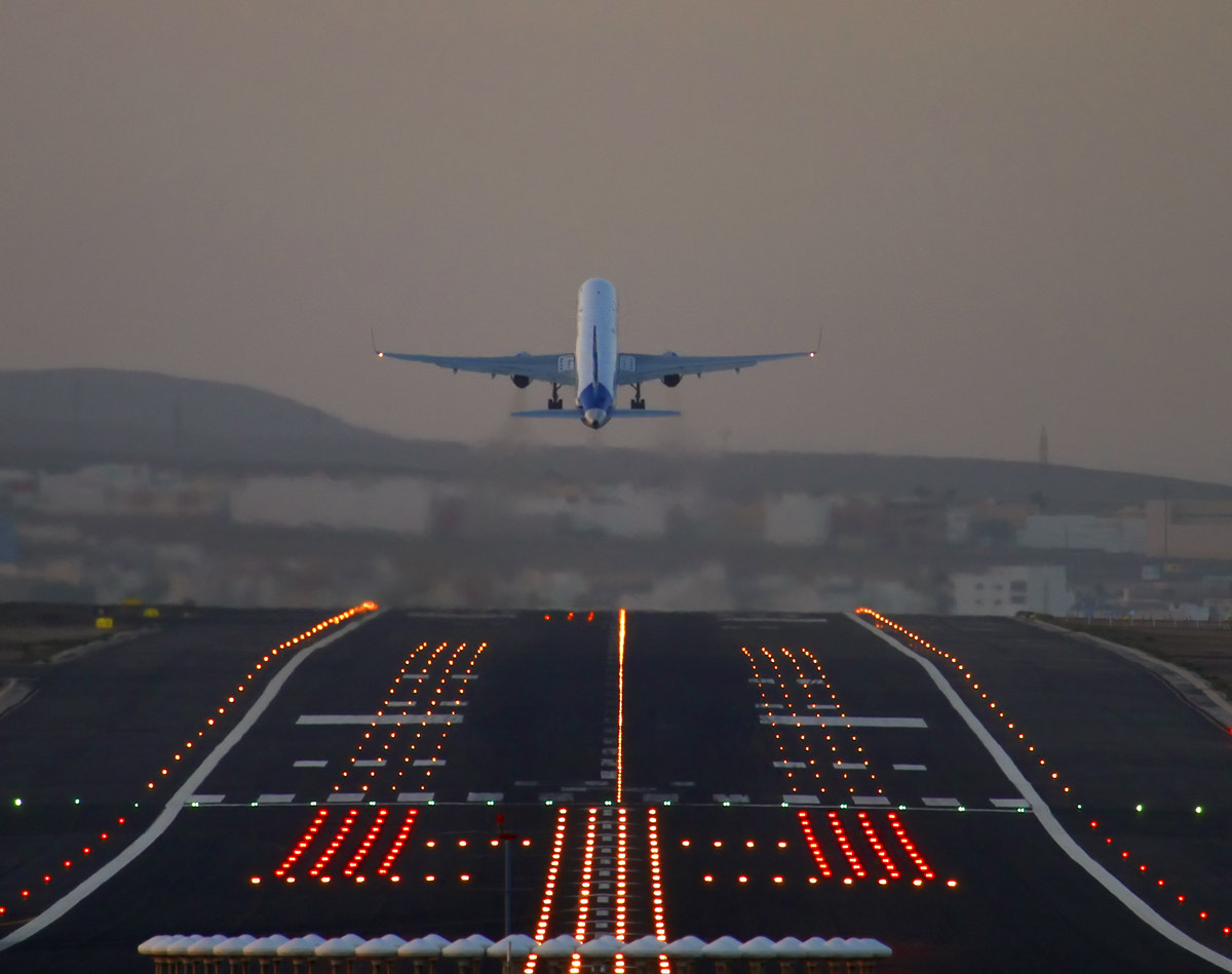 Photograph Taking off!! by Pedro López Batista on 500px
