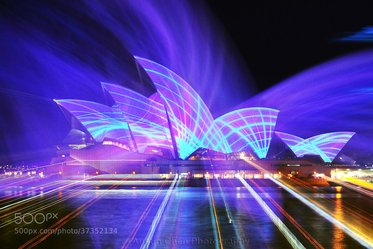 Photograph 37/365 My Vivid Sydney by AustinChenPhotography on 500px