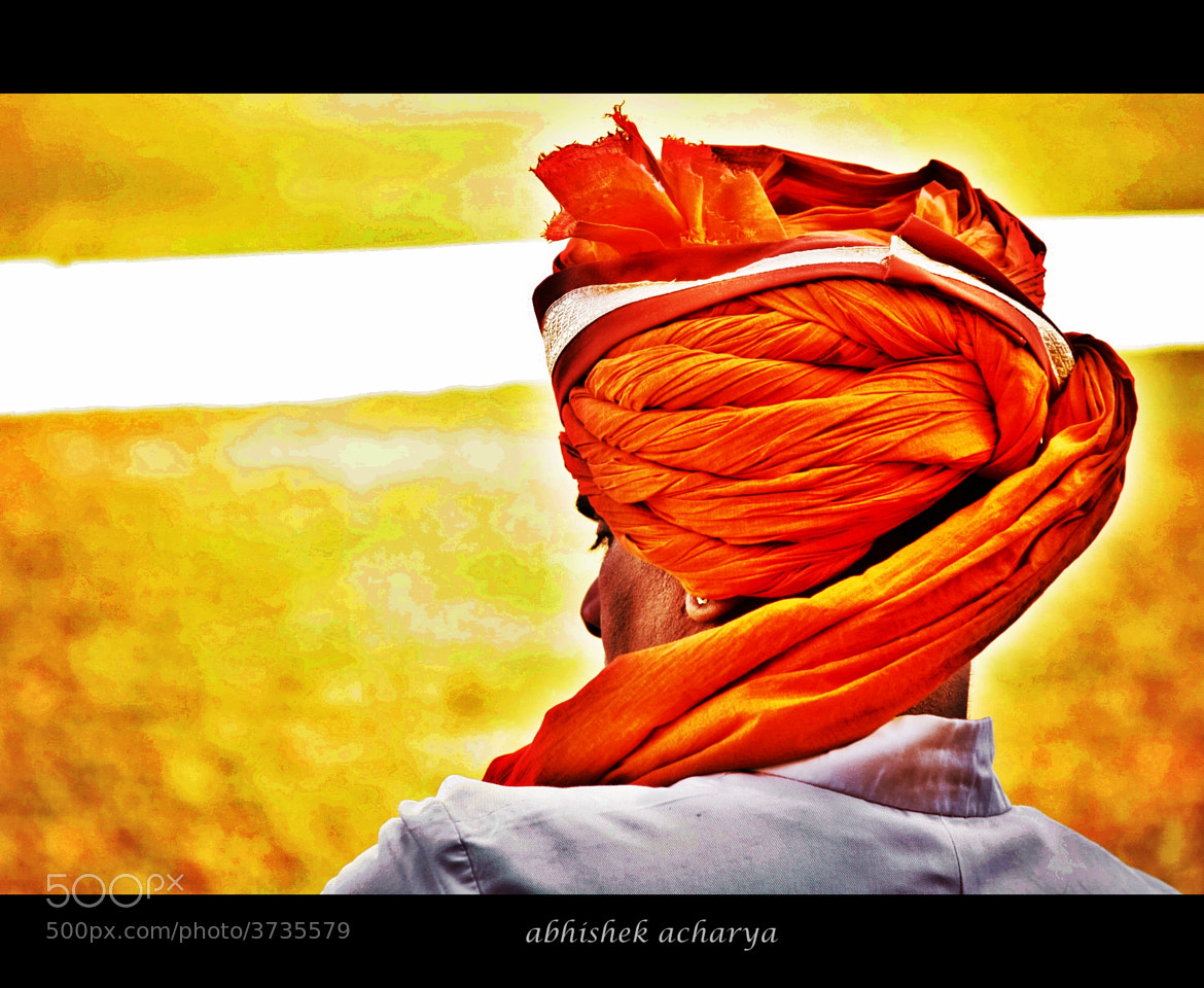 Photograph royal turban by abhishek Acharya on 500px