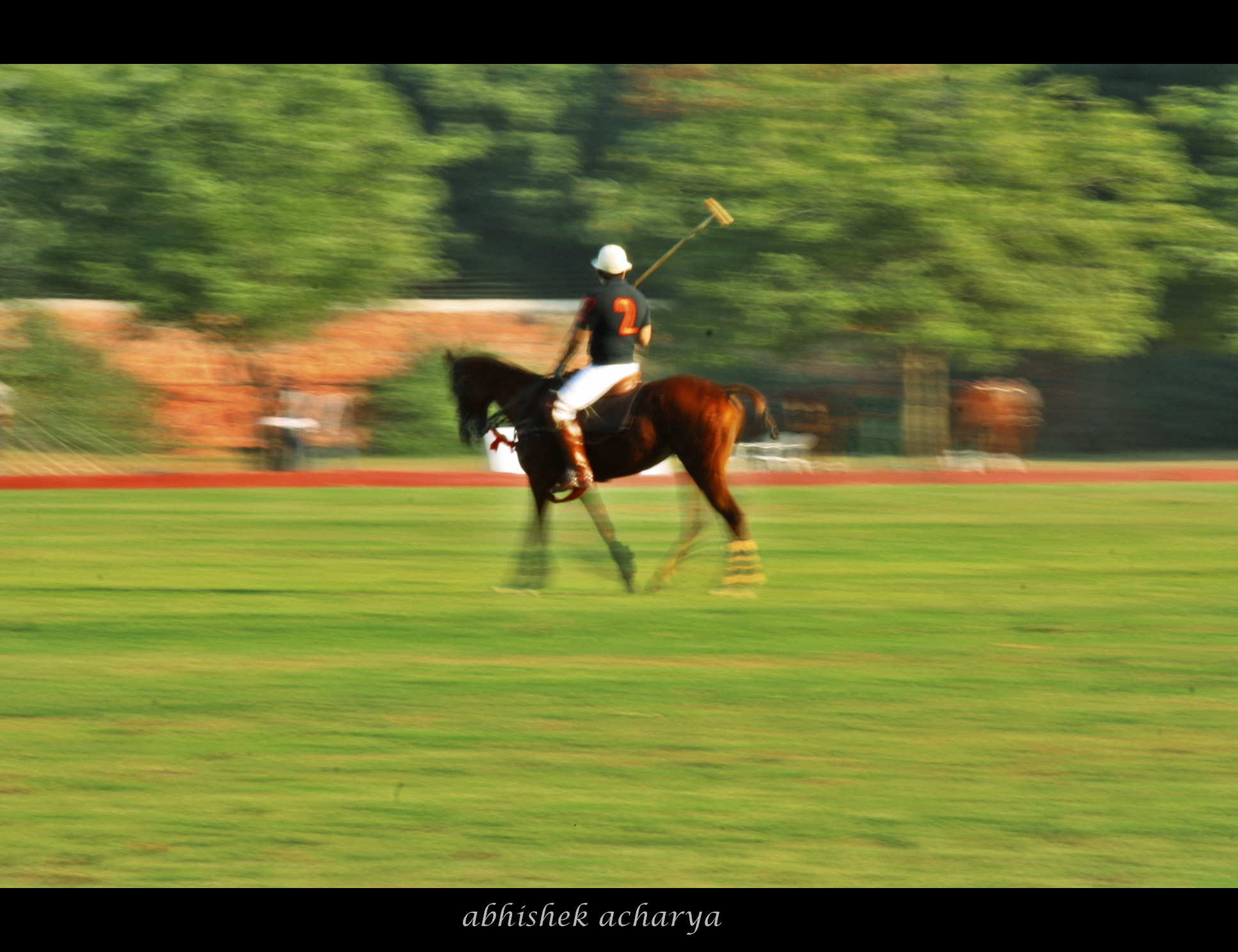 Photograph polo player  by abhishek Acharya on 500px
