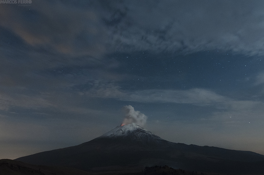 Photograph Popocatepetl by Marcos Ferro on 500px