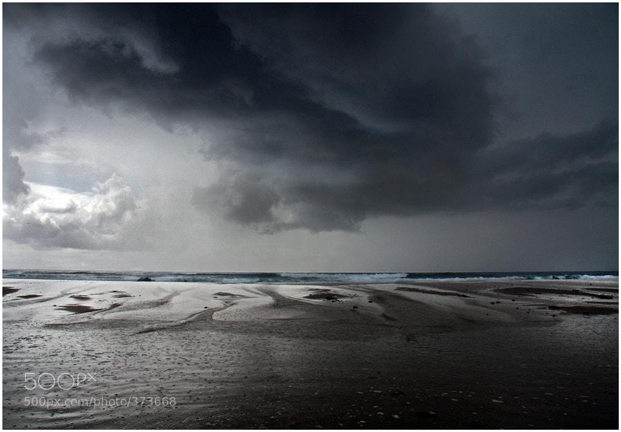 Photograph Шторм на Атлантике (Storm in the Atlantic) by Vladimir Buturlia on 500px