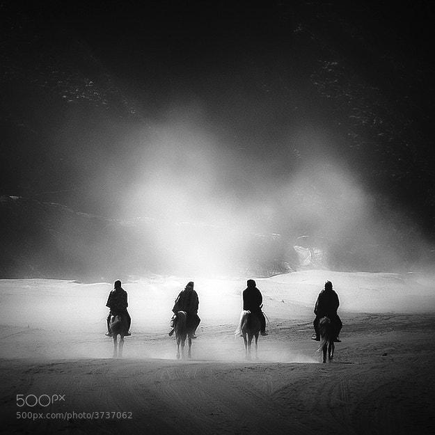 Photograph Tengger Horsemen  by Hengki Koentjoro on 500px