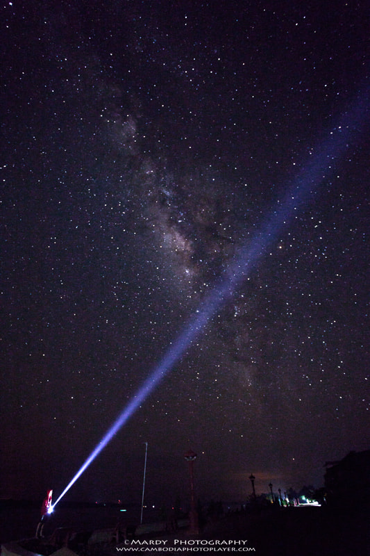 Photograph Flash into the Milky Way ! by Mardy Suong Photography on 500px