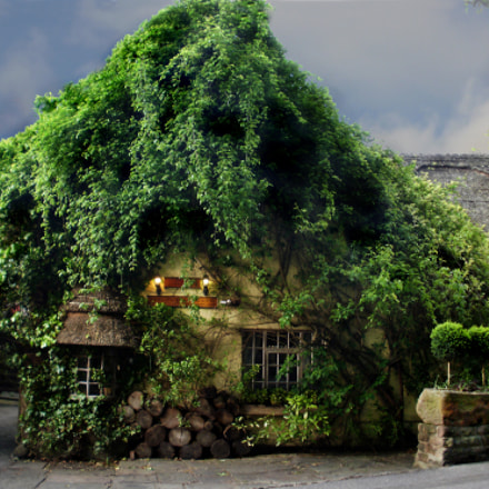 Wizards Thatch hotel,Alderley edge,Cheshire
