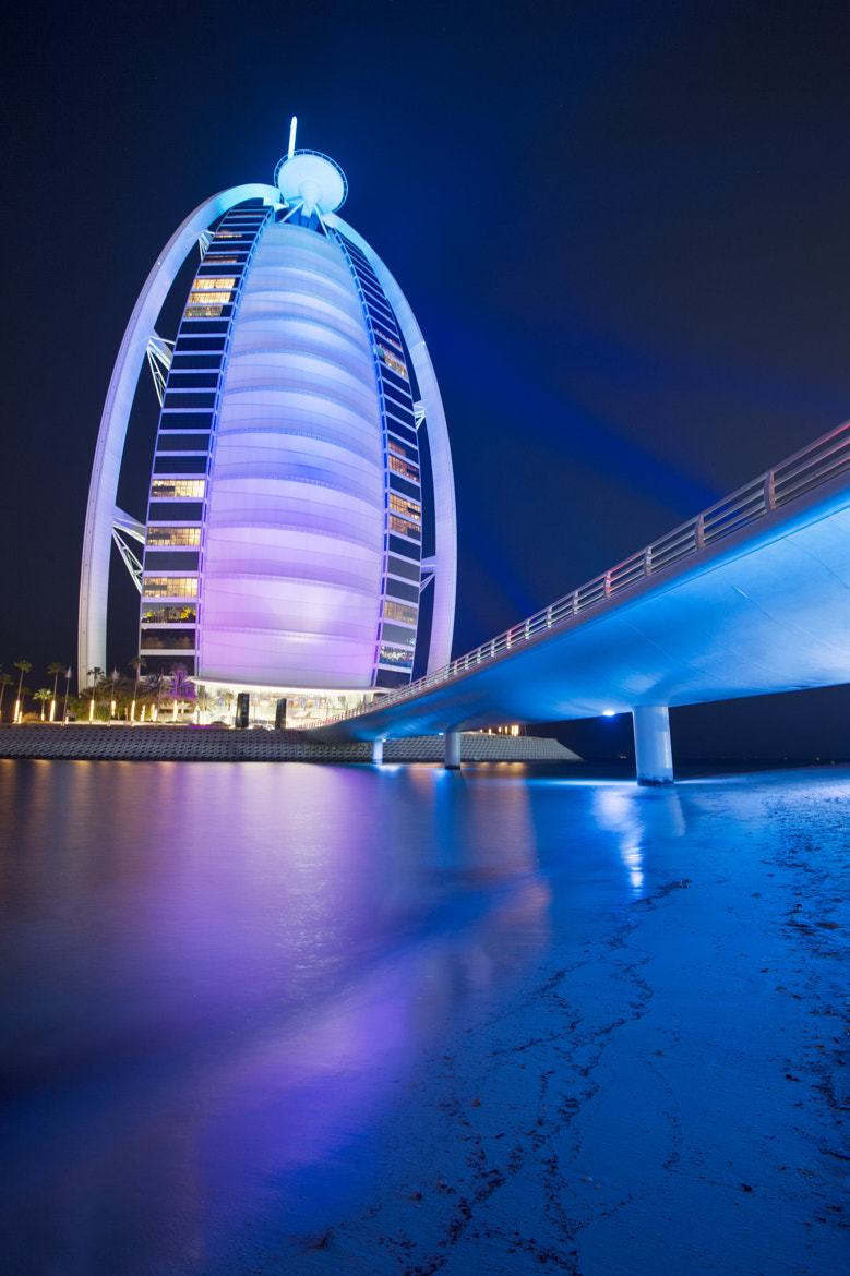 Photograph Burj arab hotel by Vincent Xeridat on 500px