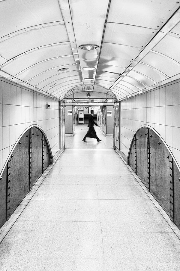 Photograph Bakerloo line by Youcef Bendraou on 500px