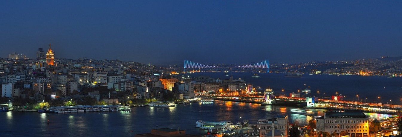 Photograph Panaromic Istanbul by hakan avcı on 500px