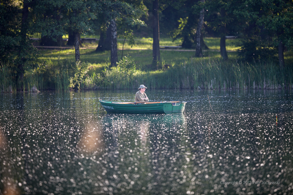 Photograph Fisherman by Peter Jot on 500px