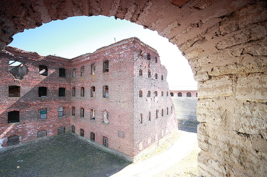 Photograph In the old fortress by Natalia  on 500px