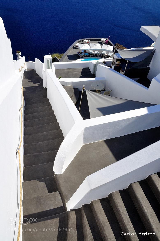 Photograph Oia, Santorini by Carlos Arriero on 500px