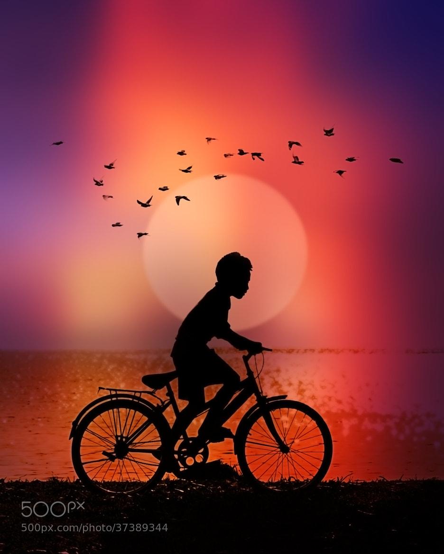 Photograph Be Free by Anuchit Sundarakiti on 500px