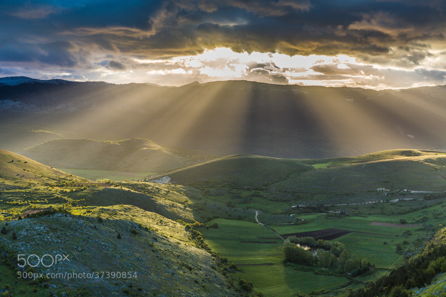 """<a href=""""http://www.hanskrusephotography.com/Landscapes/Abruzzo/13585309_QfrsNG#!i=2570936233&k=RGT2CKX&lb=1&s=A"""">See a larger version here</a>  This photo was taken during a photo workshop in Abruzzo in May 2013."""