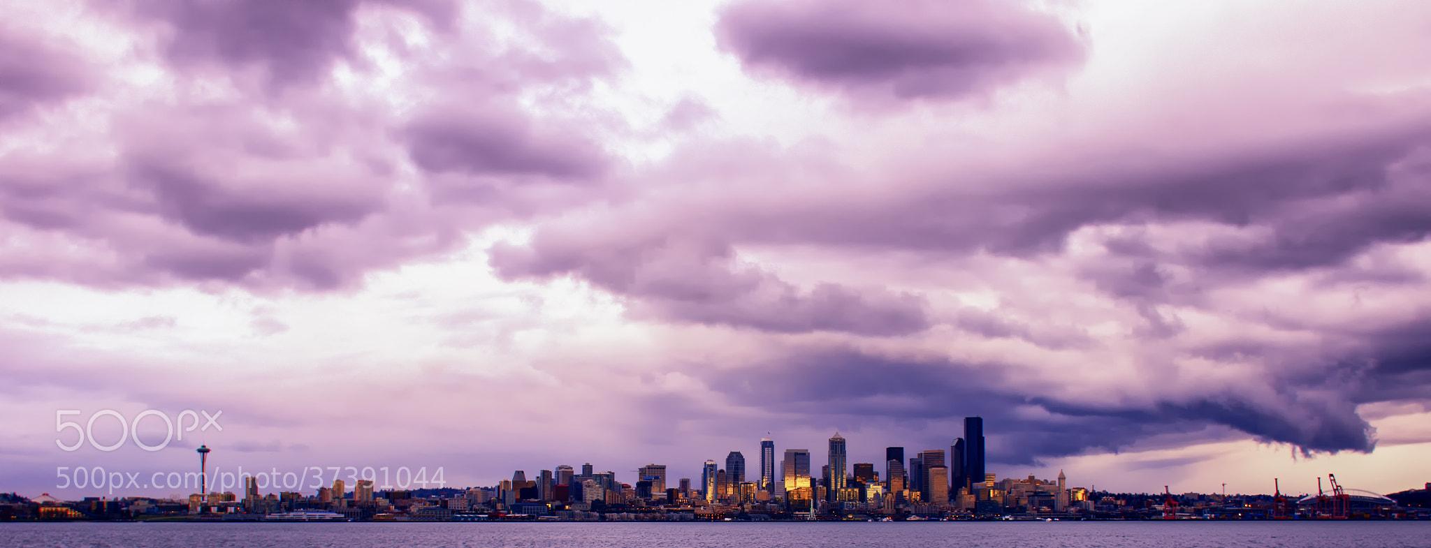 Photograph Storm Rolls Through by Dan Goldberger on 500px